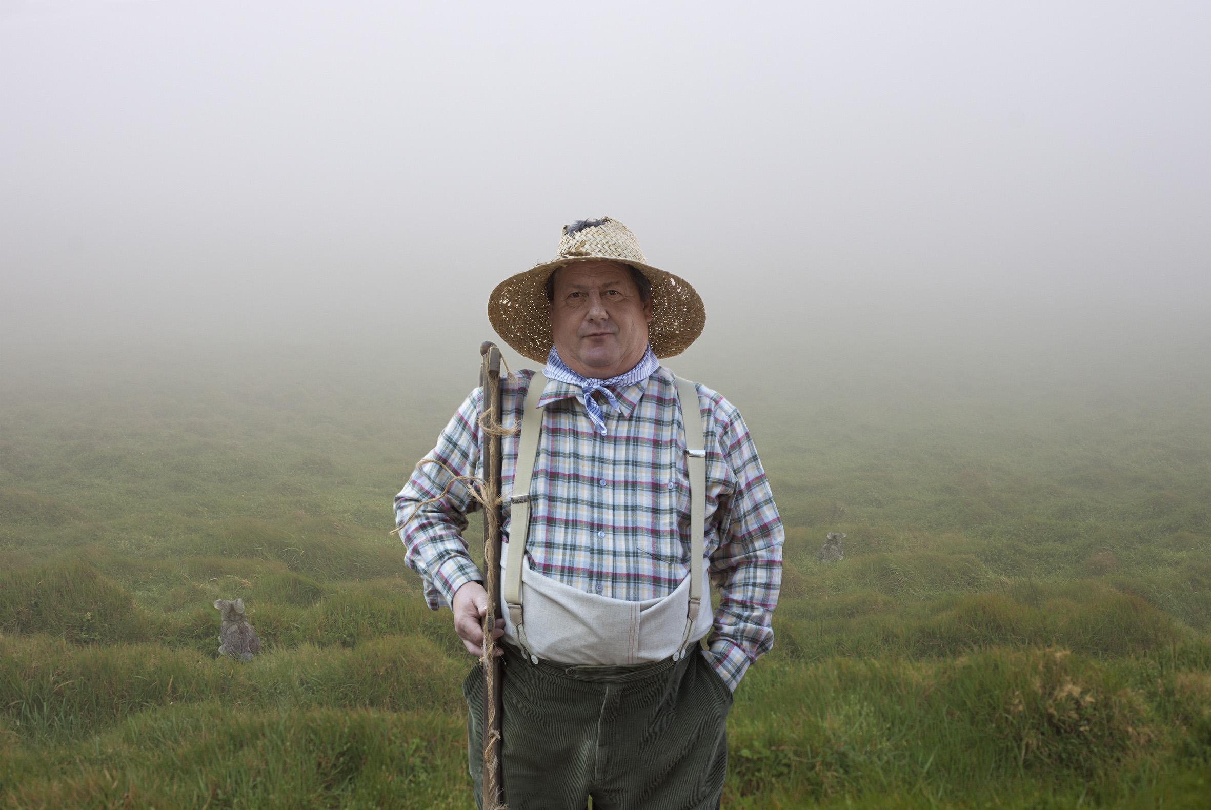 Ann Eringstam - Out of the fog 1